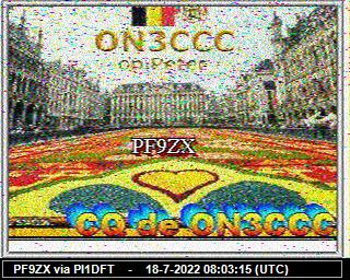 previous previous RX de DBØQF